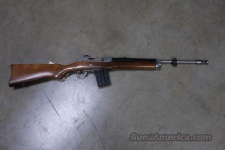 Ruger Mini -14, SS, 20 rd mag, used, Very Good  Guns > Rifles > Ruger Rifles > Mini-14 Type