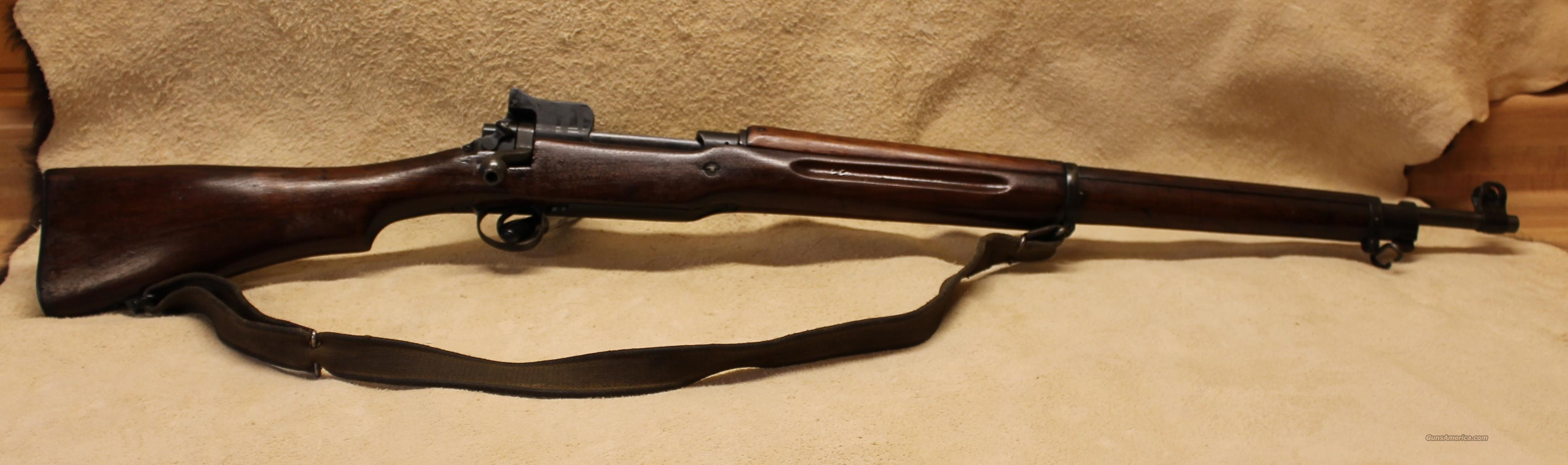 "U.S. MODEL 1917 ""ENFIELD"" RIFLE  Guns > Rifles > Enfield Rifle"