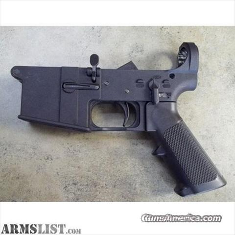 New Frontier Armory Complete Lower (Magpul PMAG)  Guns > Rifles > AR-15 Rifles - Small Manufacturers > Lower Only