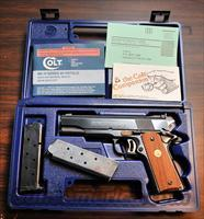 Colt .45 MKIV Gold Cup National Match Series 80 9+  Guns > Pistols > Colt Automatic Pistols (1911 & Var)