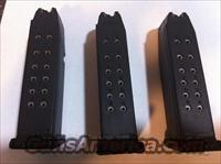 Brand New Factory Glock GEN 4 15rd 9mm Magazines Fits 19/26  Non-Guns > Magazines & Clips > Pistol Magazines > Glock