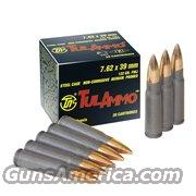 Lot of 200 rounds TulAmmo in 7.62 x 39  Non-Guns > Ammunition