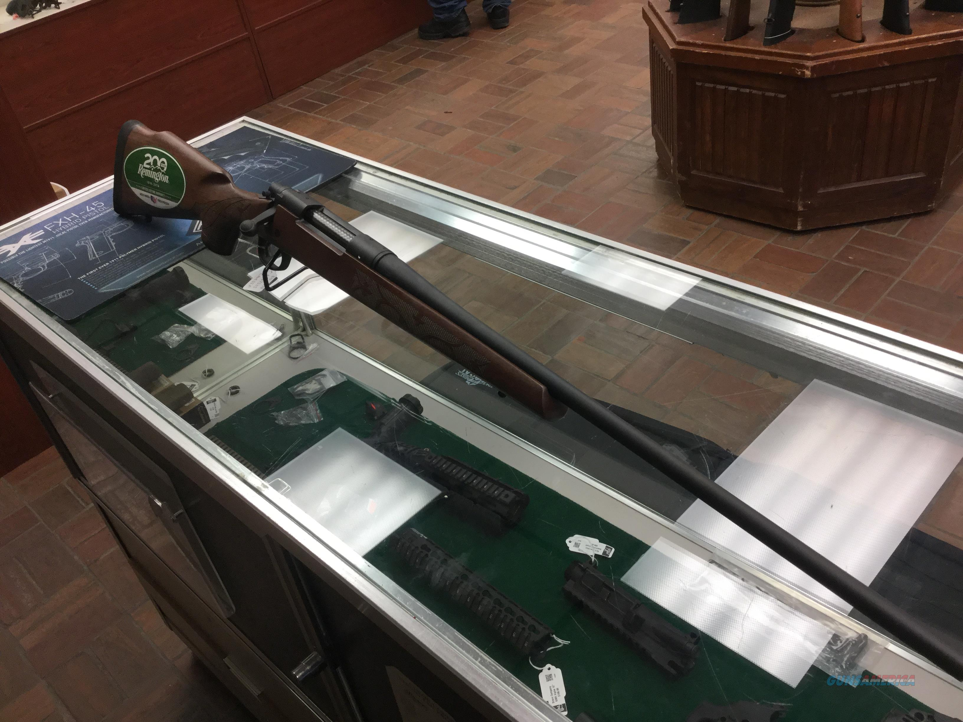 Remington 700 ADL 200 Anniversary 30-06  Guns > Rifles > Remington Rifles - Modern > Model 700 > Sporting
