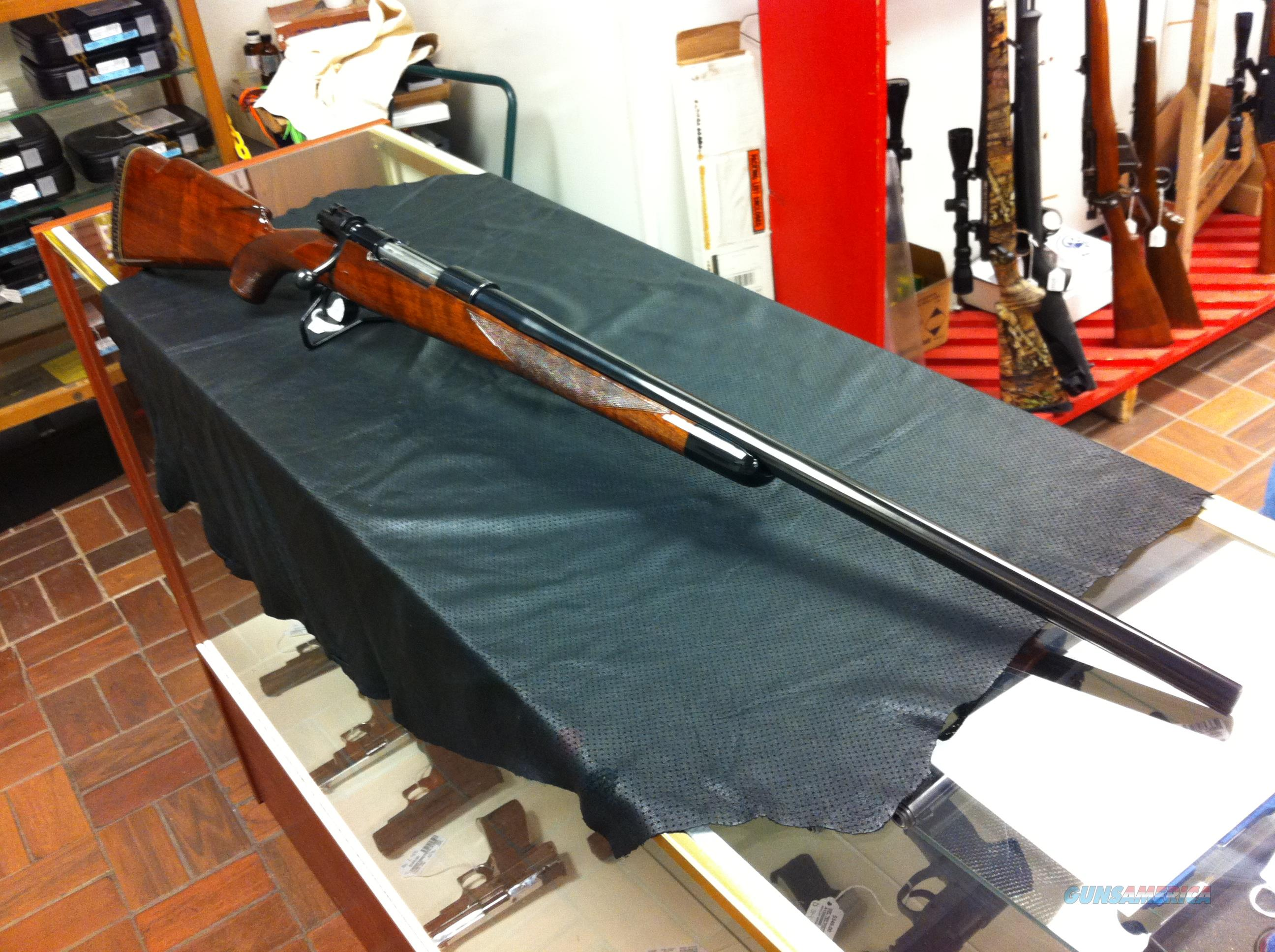 FN Mauser Heavy Barrel 22-250  Guns > Rifles > FNH - Fabrique Nationale (FN) Rifles > Bolt action > Hunting
