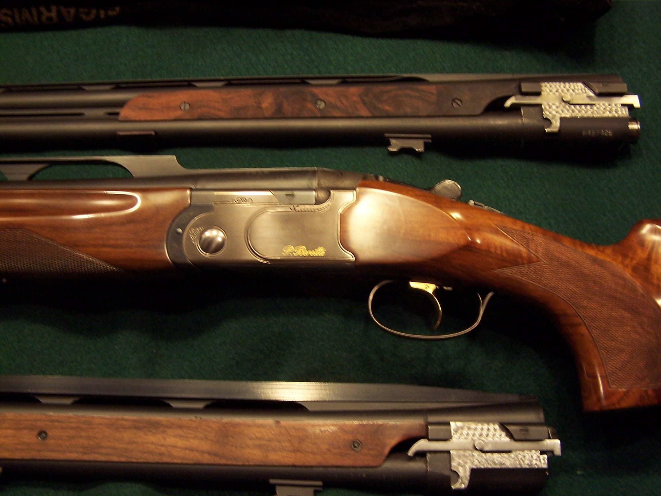 Berette Model 682 Gold Multi Barrel Set  Guns > Shotguns > Beretta Shotguns > O/U > Trap/Skeet