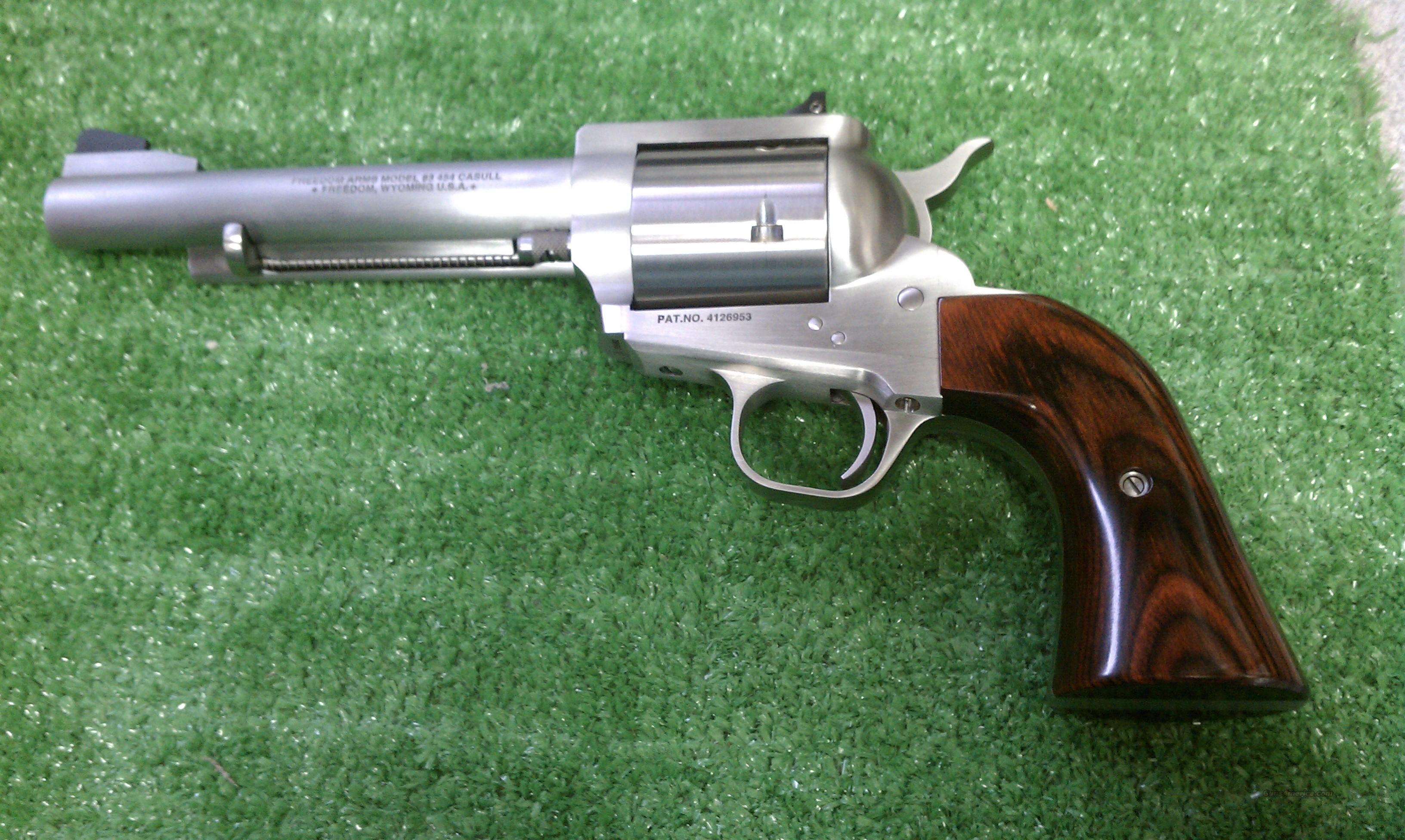 Freedom Arms Model 83 *Like NEW*   Guns > Pistols > Freedom Arms Pistols