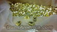 1,000 115gr JHP 9mm Montana Gold bullets reloading hollow point bullet  Non-Guns > Reloading > Components > Bullets