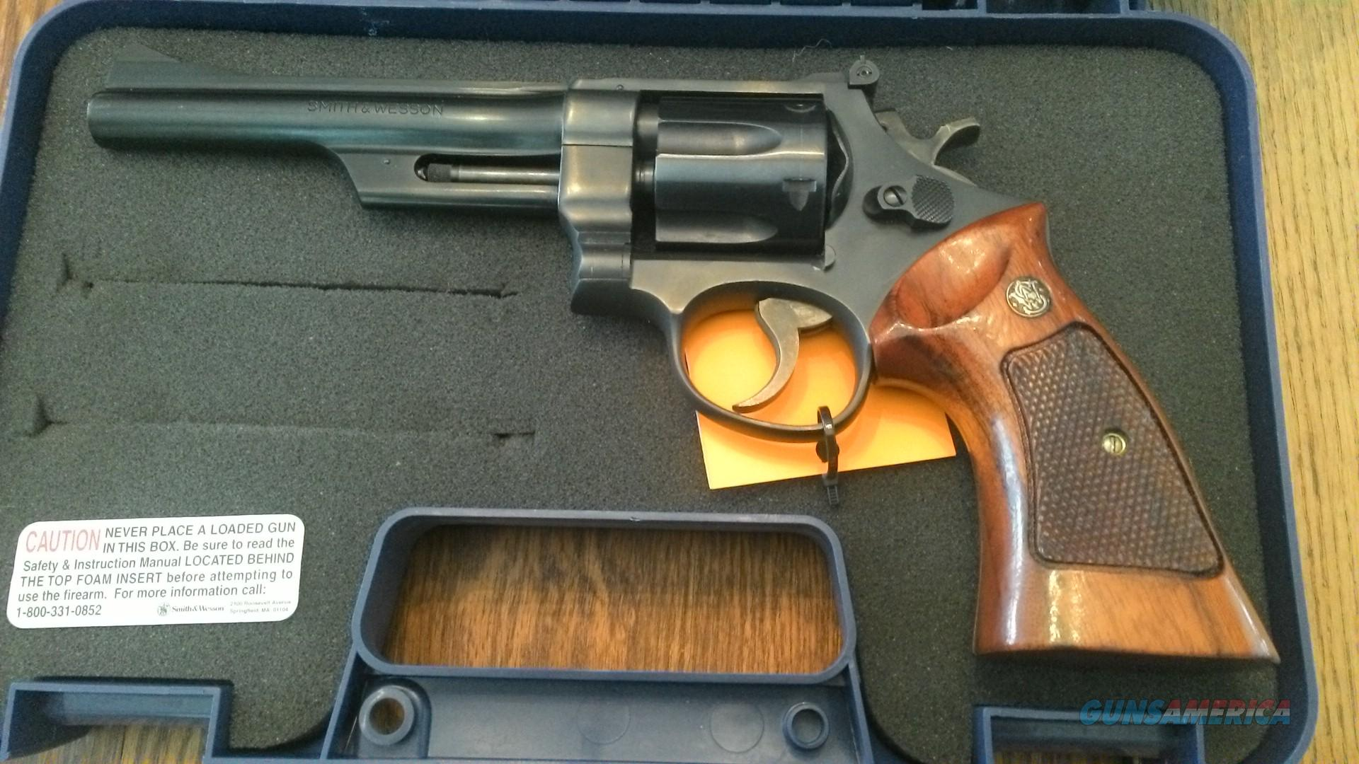 Smith & Wesson  Guns > Pistols > Smith & Wesson Revolvers > Full Frame Revolver