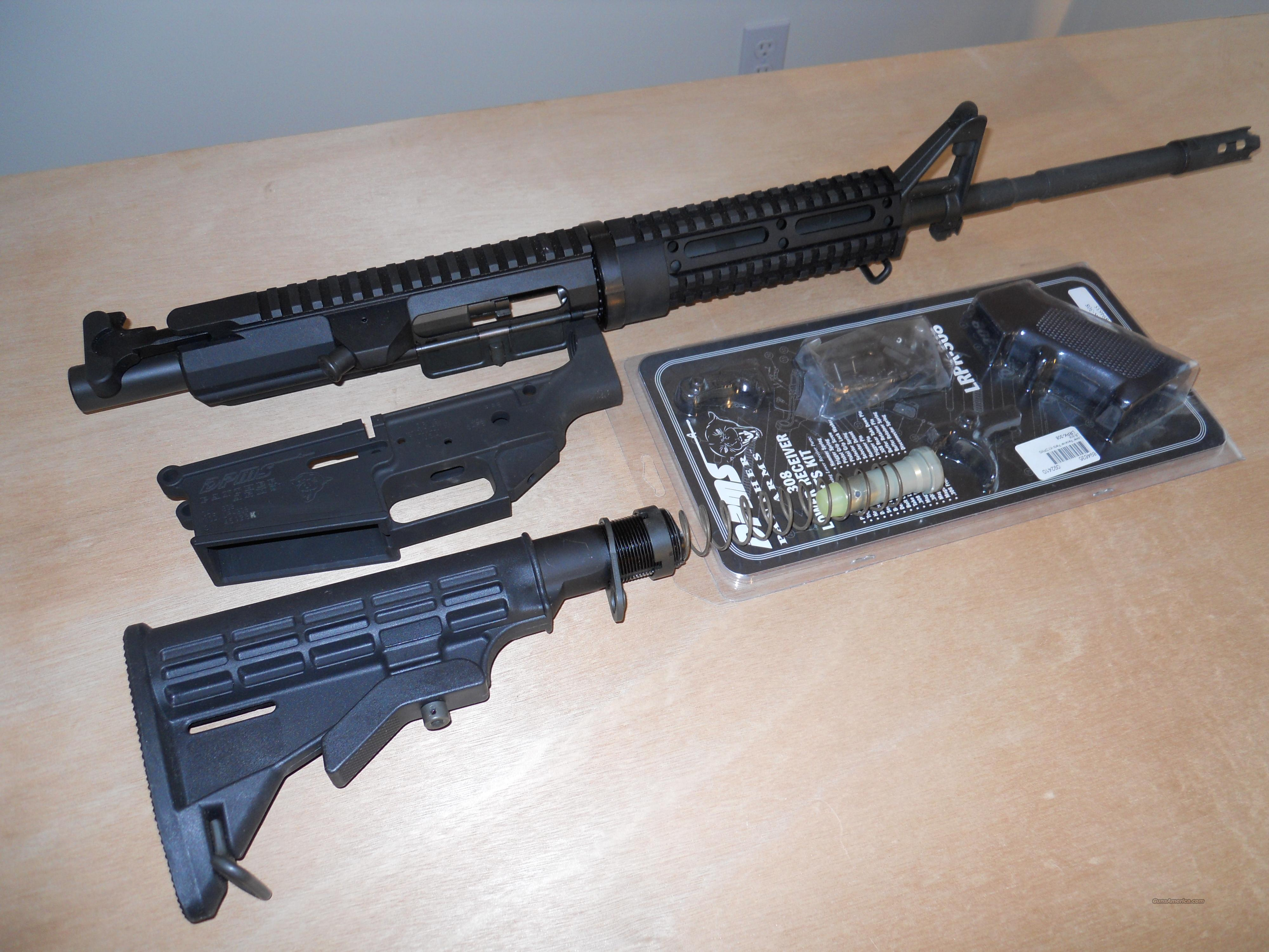 DPMS 308 16' Carbine NEW   Guns > Rifles > Armalite Rifles > Complete Rifles