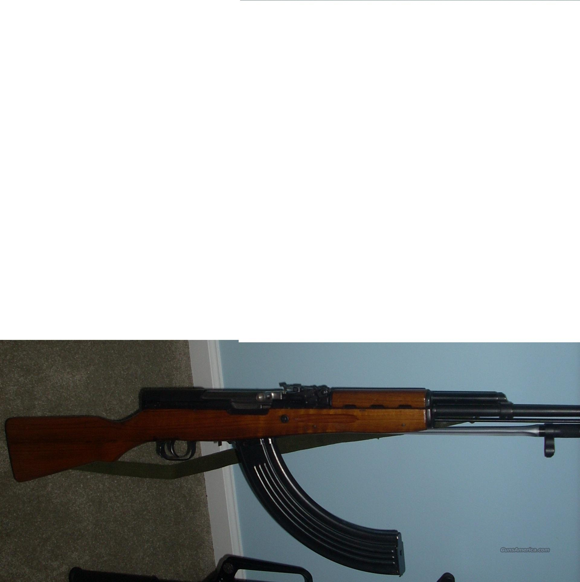 NORINCO SKS 7.62 X 39  Guns > Rifles > Norinco Rifles