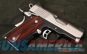 Kimber CDP II Ultra .45 ACP Pistol  Guns > Pistols > Kimber of America Pistols