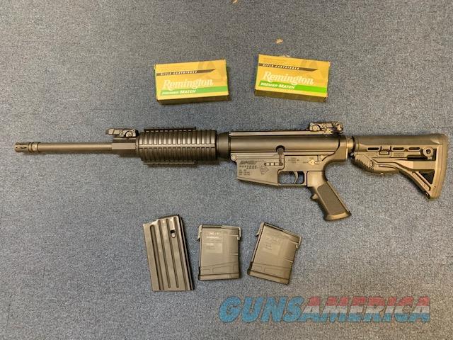 "DPMS LR-308 16"" Heavy Barrel w/ bag, 3 magazines, bipod, ammo.  Guns > Rifles > DPMS - Panther Arms > Complete Rifle"