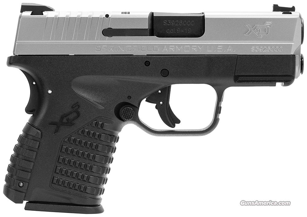 Springfield XDS .45 Ultra-Compact Pistol  Guns > Pistols > Springfield Armory Pistols > XD-S