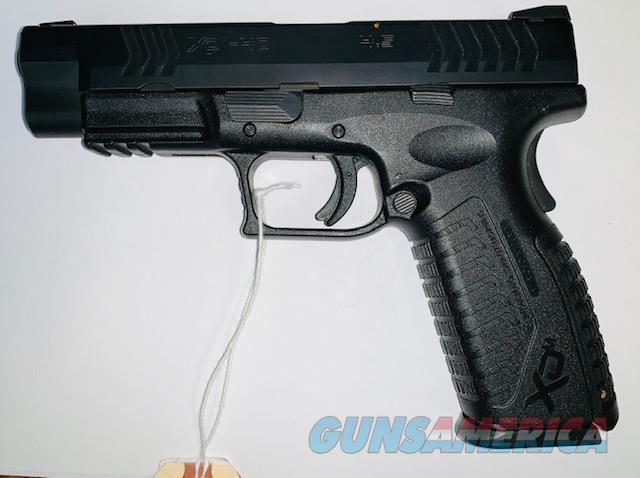 "Springfield XDm-40 4.5"" Kit in box w/ All Accessories - No Credit Card Fees  Guns > Pistols > Springfield Armory Pistols > XD-M"