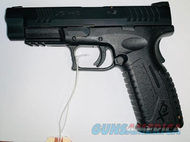 "Springfield XDm-40 4.5"" Kit in box w/ All Accessories - No Credit Card Fees  Guns > Pistols > Springfield Armory Pistols > XD-M"