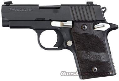 Sig Sauer P938 9mm Two-Tone w/Night Sights  Guns > Pistols > Sig - Sauer/Sigarms Pistols > Other