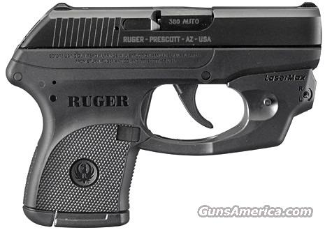 Ruger LCP w/LaserMax Laser .380 ACP  Guns > Pistols > Ruger Semi-Auto Pistols > LCP