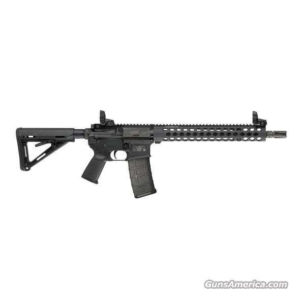 Smith & Wesson M&P15 TS Tactical Rifle  Guns > Rifles > Smith & Wesson Rifles > M&P