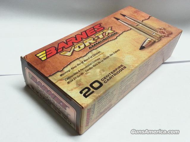 Barnes Vor-TX 300 AAC BLACKOUT Ammo - 110gr TAC... for sale