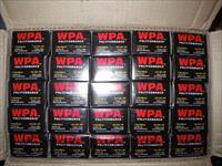 1000 rounds 7.62x39 Wolf WPA Polyformance 123 GRAIN HP  Non-Guns > Ammunition