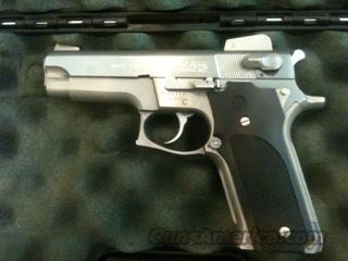 Smith and Wesson Model 659  Guns > Pistols > Smith & Wesson Pistols - Autos > Steel Frame