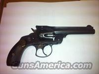 Smith & Wesson Top Break .38 S&W   Guns > Pistols > Smith & Wesson Revolvers > Pocket Pistols