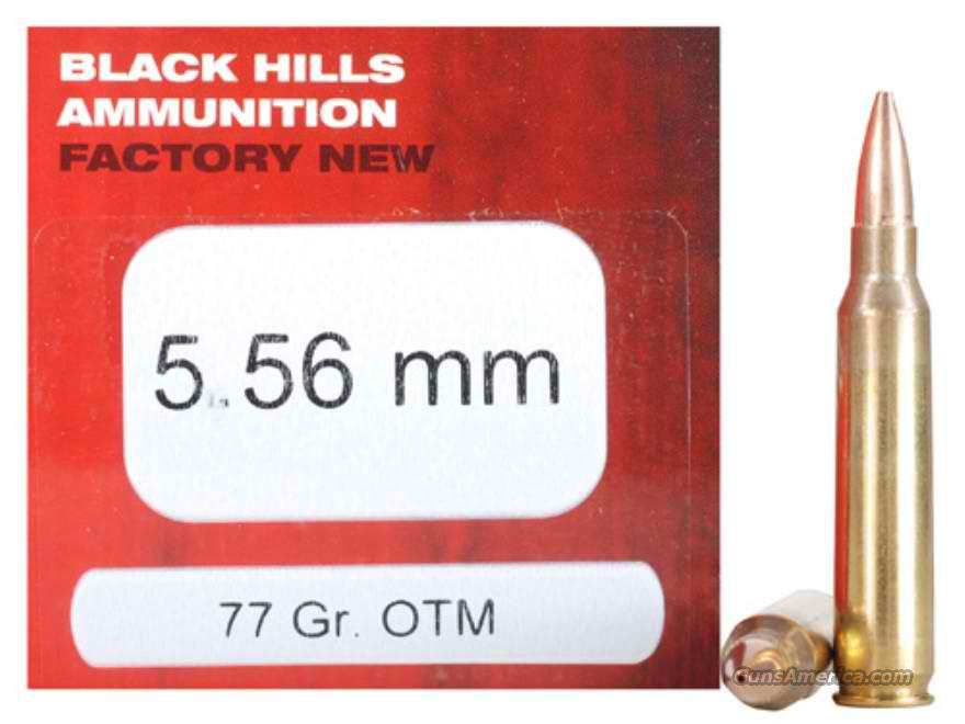 Black Hills MK 262 MOD 1/ 250rds  Non-Guns > Ammunition