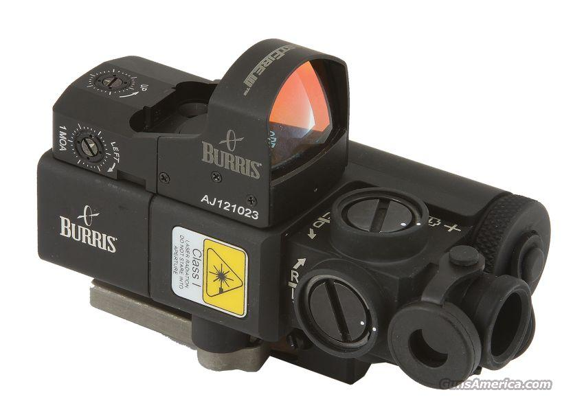 Burris AR-FFL Fastfire III with Laser IR Inline Black  Non-Guns > Scopes/Mounts/Rings & Optics > Tactical Scopes > Red Dot