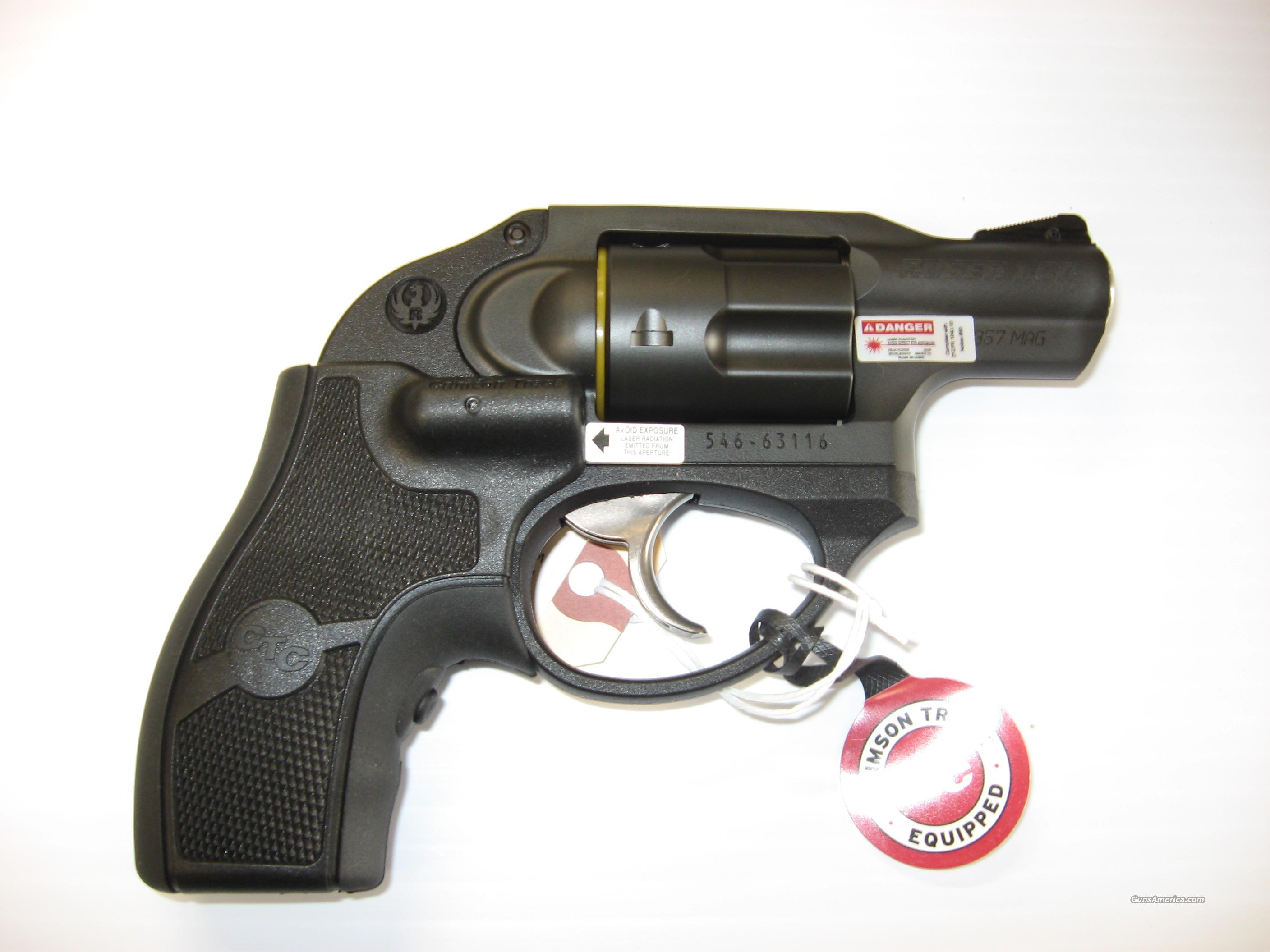RUGER LCR 357 w/LAZER REVOLVER  Guns > Pistols > Ruger Double Action Revolver > LCR