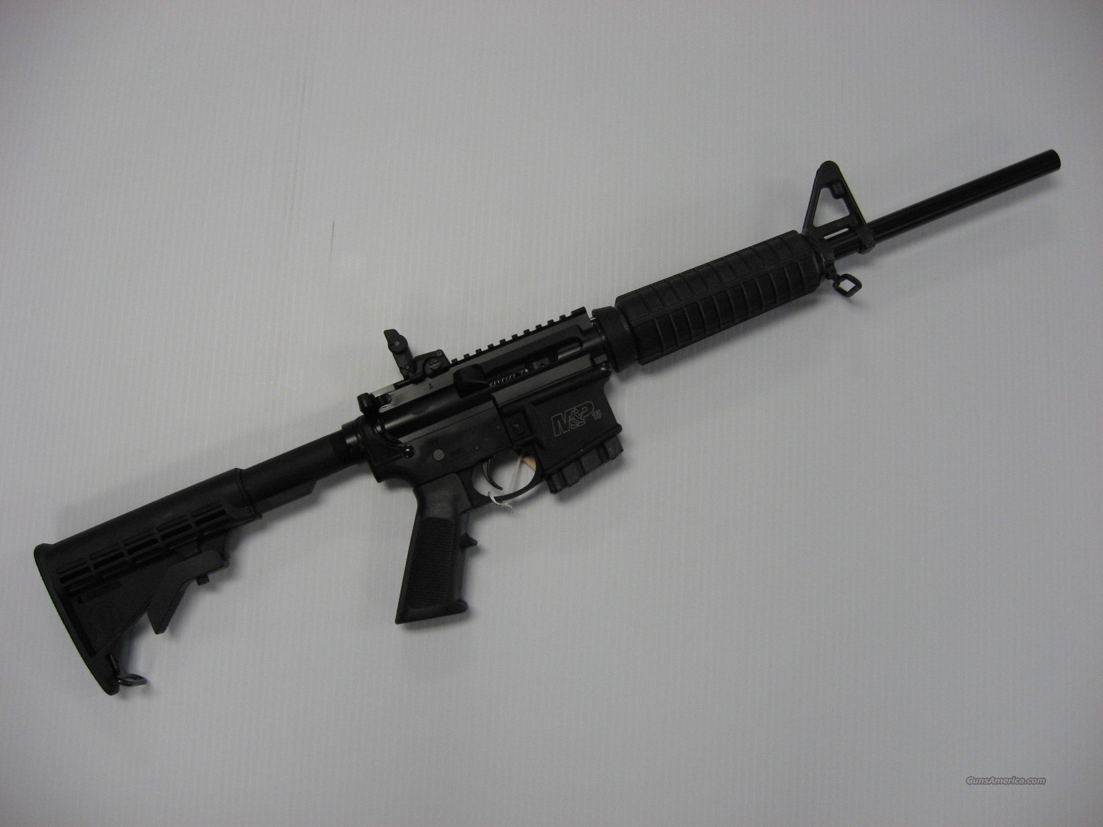 M&P 15 RIFLE  Guns > Rifles > Smith & Wesson Rifles > M&P