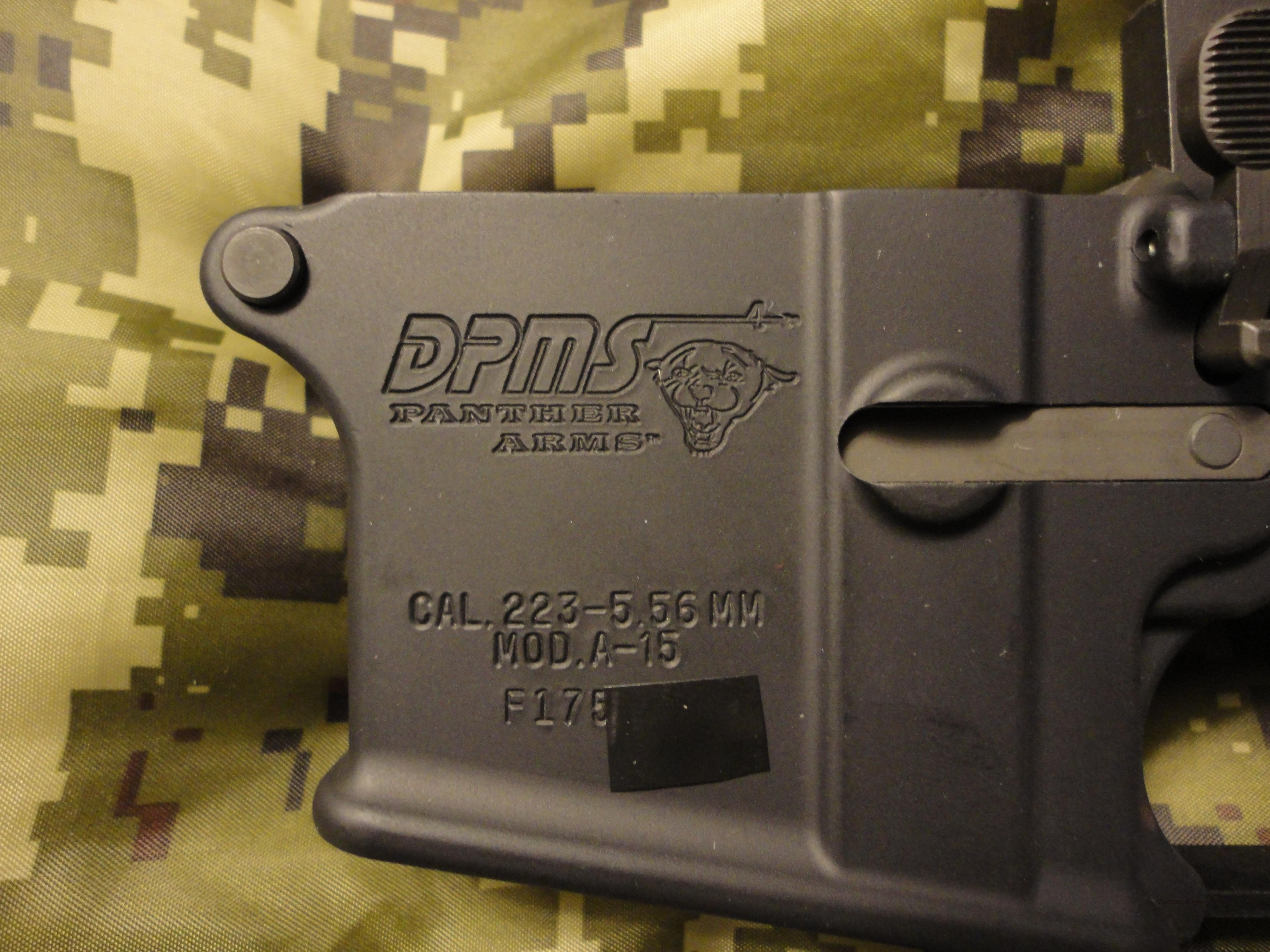 DPMS 223(5.56) NEW Factory Complete Lower  Guns > Rifles > DPMS - Panther Arms > Lower Only