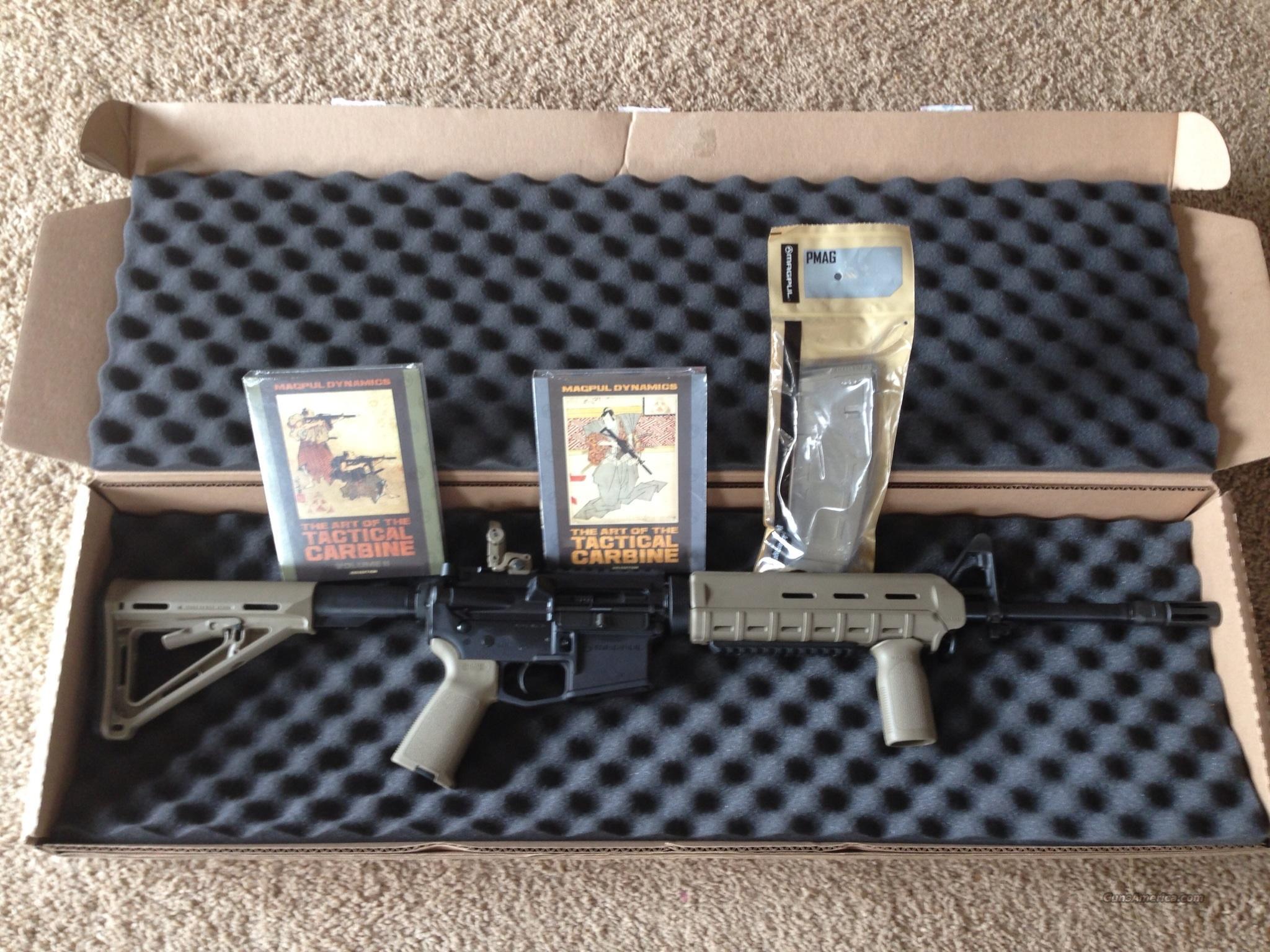 Smith and Wesson AR-15 MOE Magpul Edition  Guns > Rifles > Smith & Wesson Rifles > M&P