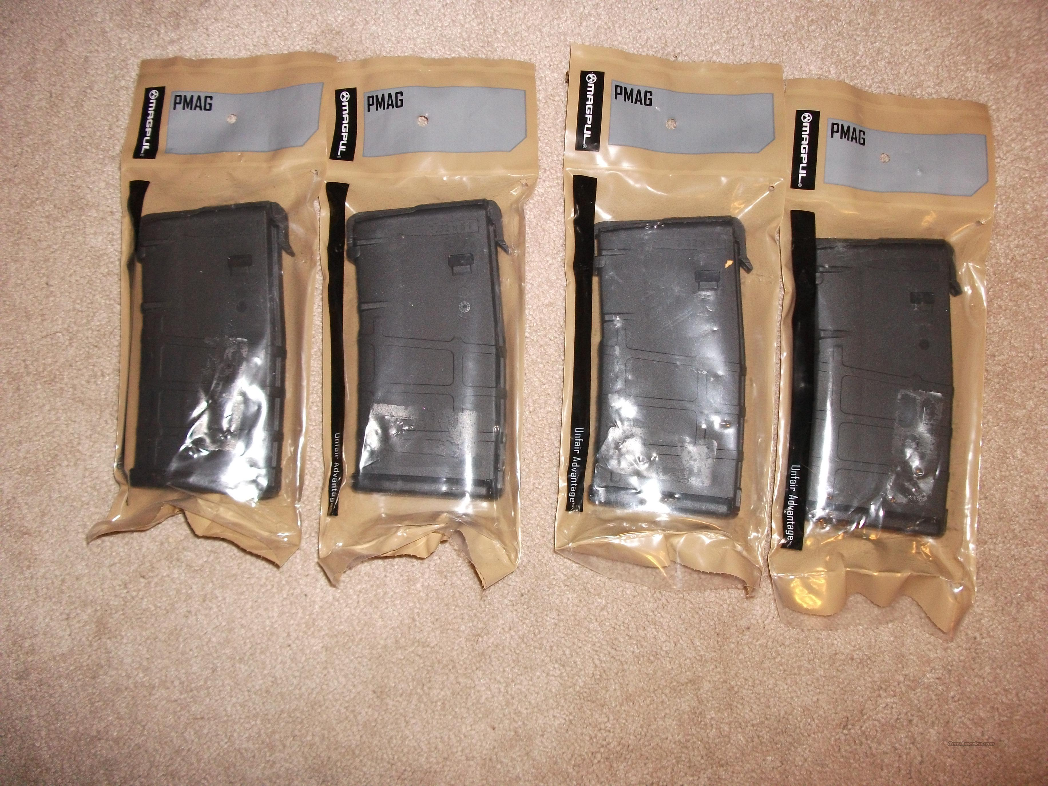 308 pmags  Non-Guns > Magazines & Clips > Rifle Magazines > AR-15 Type