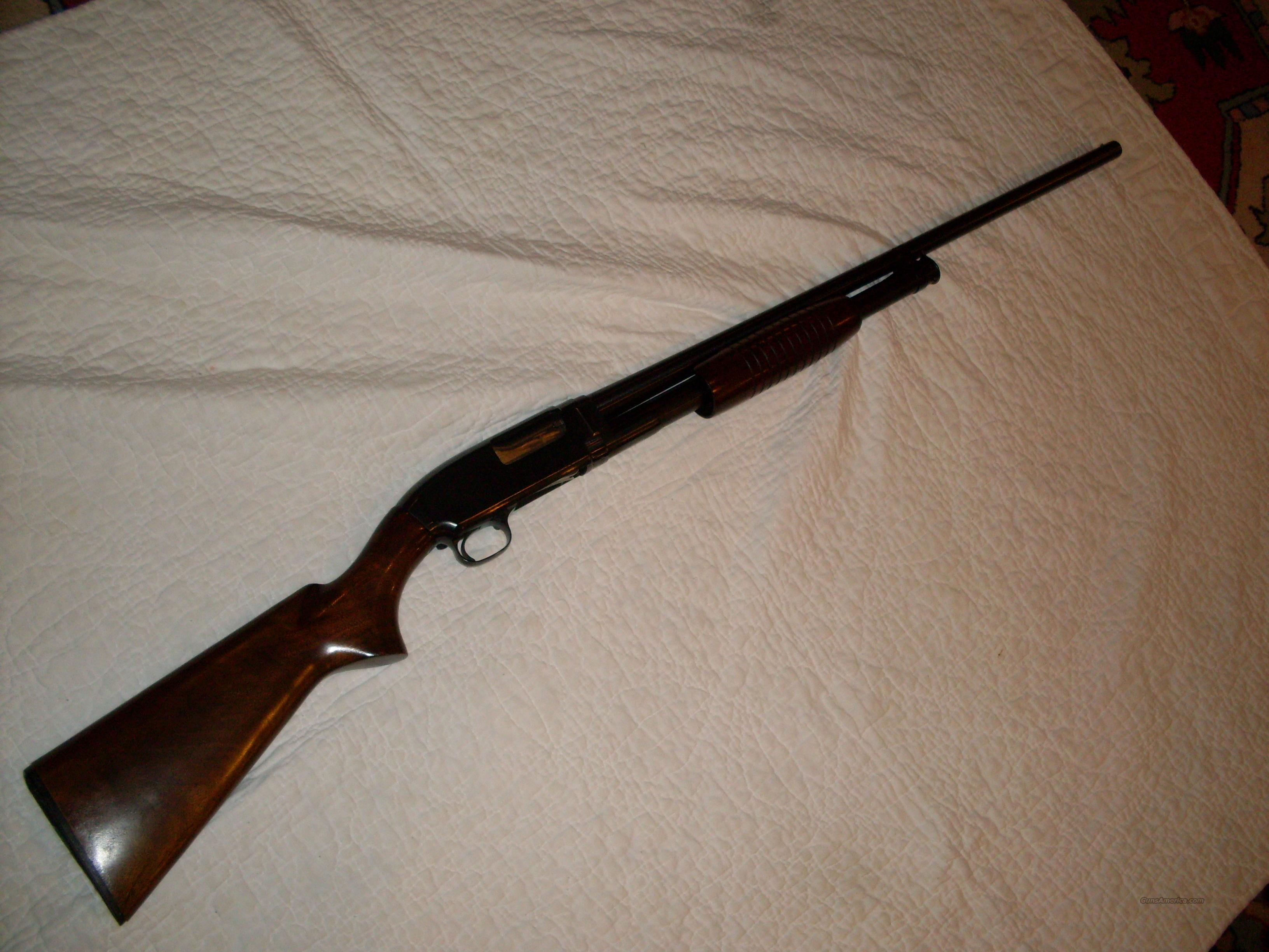 1950 Winchester model 12 16 ga. shotgun  Guns > Shotguns > Winchester Shotguns - Modern > Pump Action > Hunting