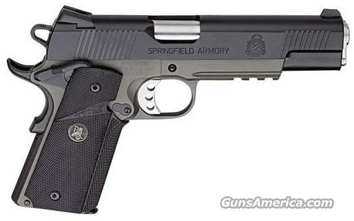 Springfield Marine Operator 1911 OD Green LOADED w/ box, holsters, etc.  Guns > Pistols > Springfield Armory Pistols > 1911 Type