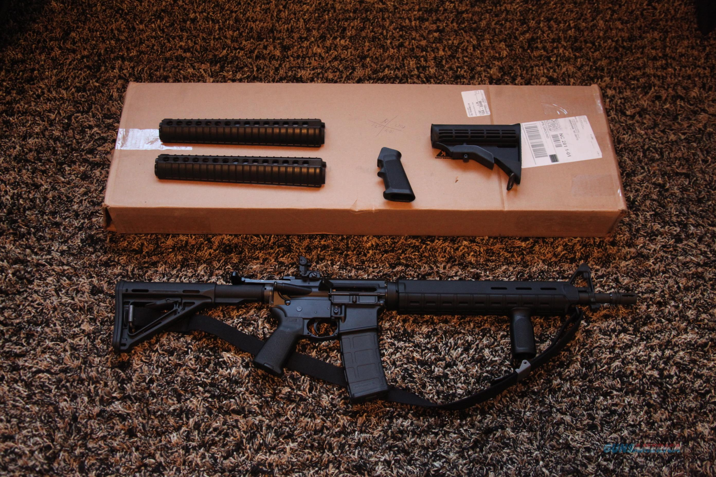 CMMG DISSIPATOR (SUPER RARE) W/ TONS OF MAGPUL GOODIES  Guns > Rifles > C Misc Rifles