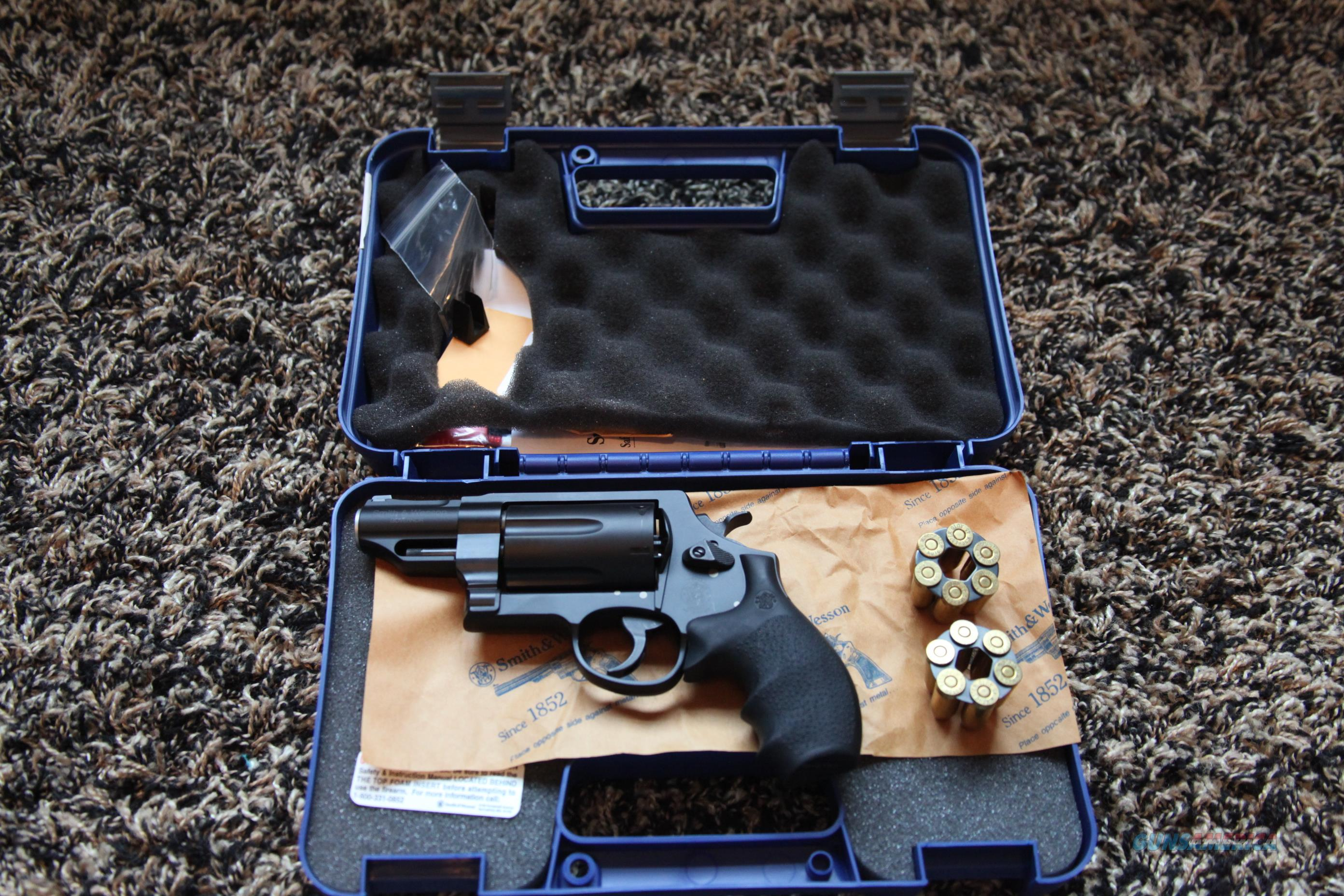S&W GOVENOR  Guns > Pistols > Smith & Wesson Revolvers > Full Frame Revolver