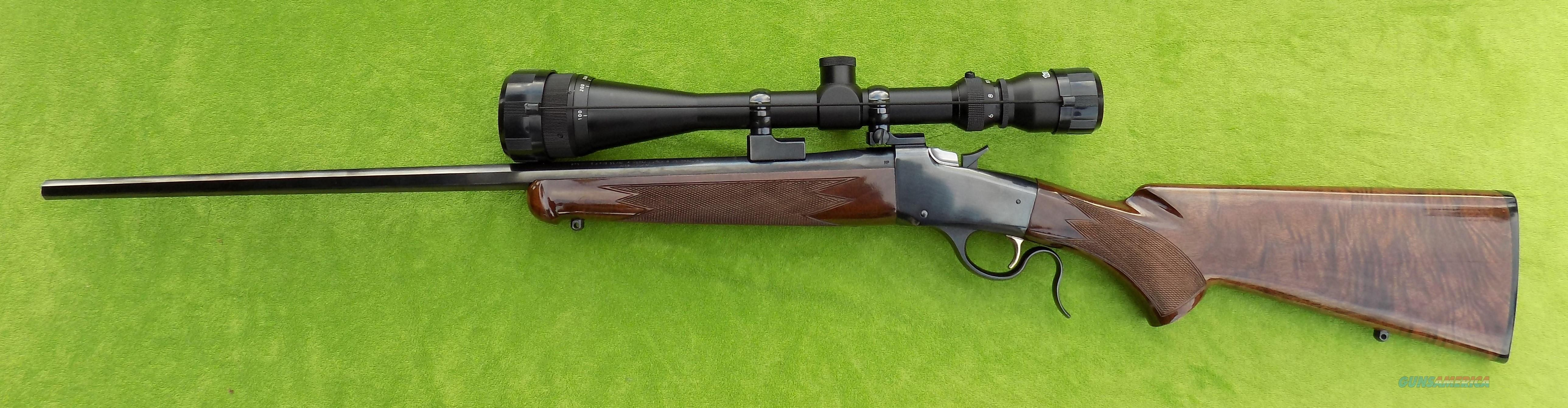 Browning 1885 .243  Guns > Rifles > Browning Rifles > Singe Shot