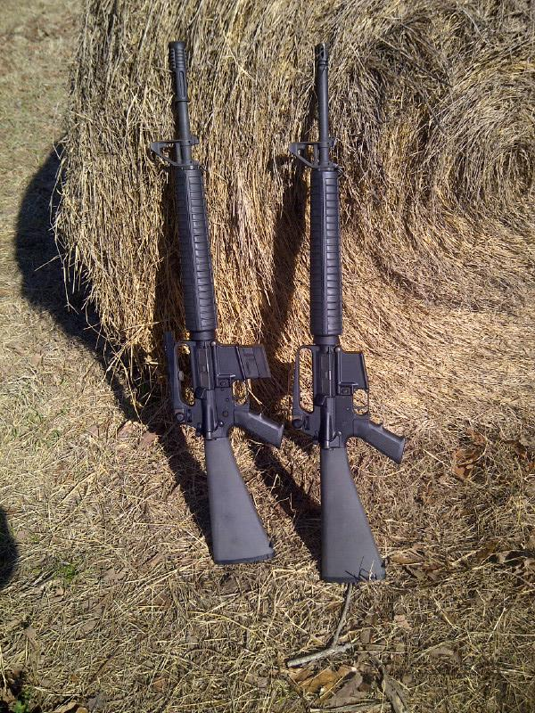 (1) AR 15 556/223 CENTURY ARMS RIFLE  Guns > Rifles > Century International Arms - Rifles > Rifles