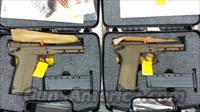KELTEC TWO PMR30's Bronze CONSECUTIVELY SERIALIZED  Guns > Pistols > Kel-Tec Pistols > Pocket Pistol Type
