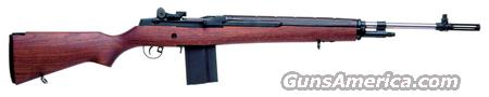 Springfield M1A Loaded 22 308 WIN-MA9822CA -*NIB*  Guns > Rifles > Springfield Armory Rifles > M1A/M14