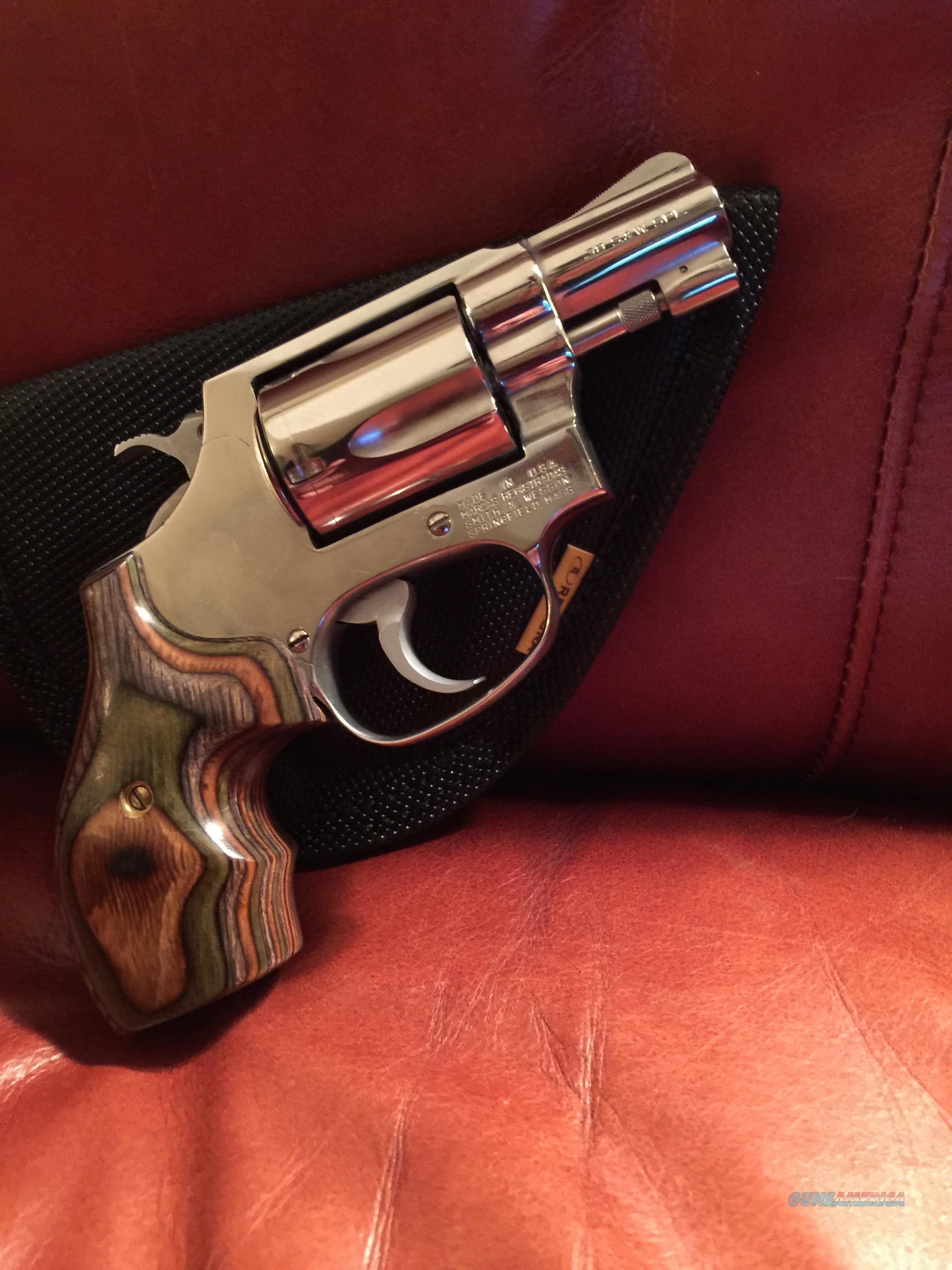 S & W MODEL 60 CHIEF SPECIAL  Guns > Pistols > Smith & Wesson Revolvers > Small Frame ( J )