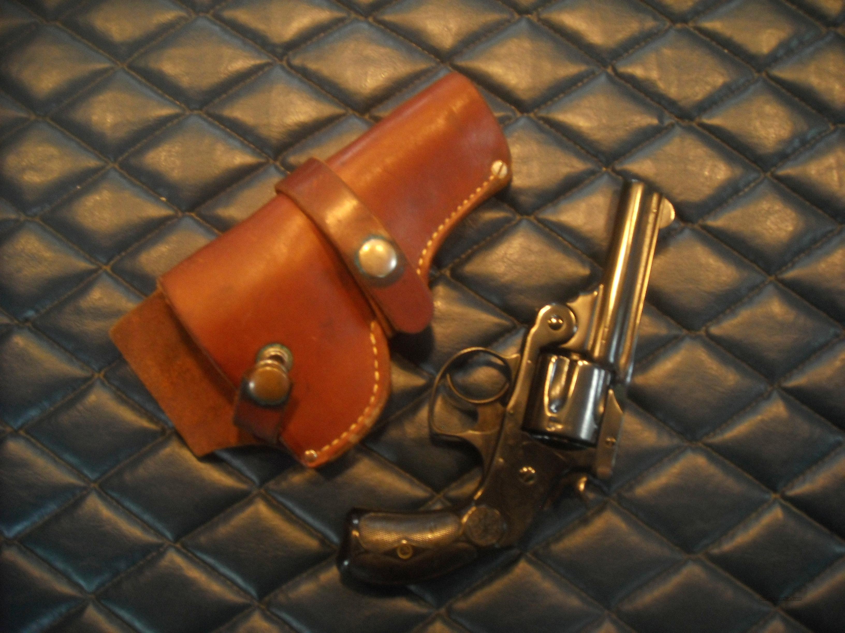 S&W .38 Perfected Model (3rd Model?)  Guns > Pistols > Smith & Wesson Revolvers > Pre-1899