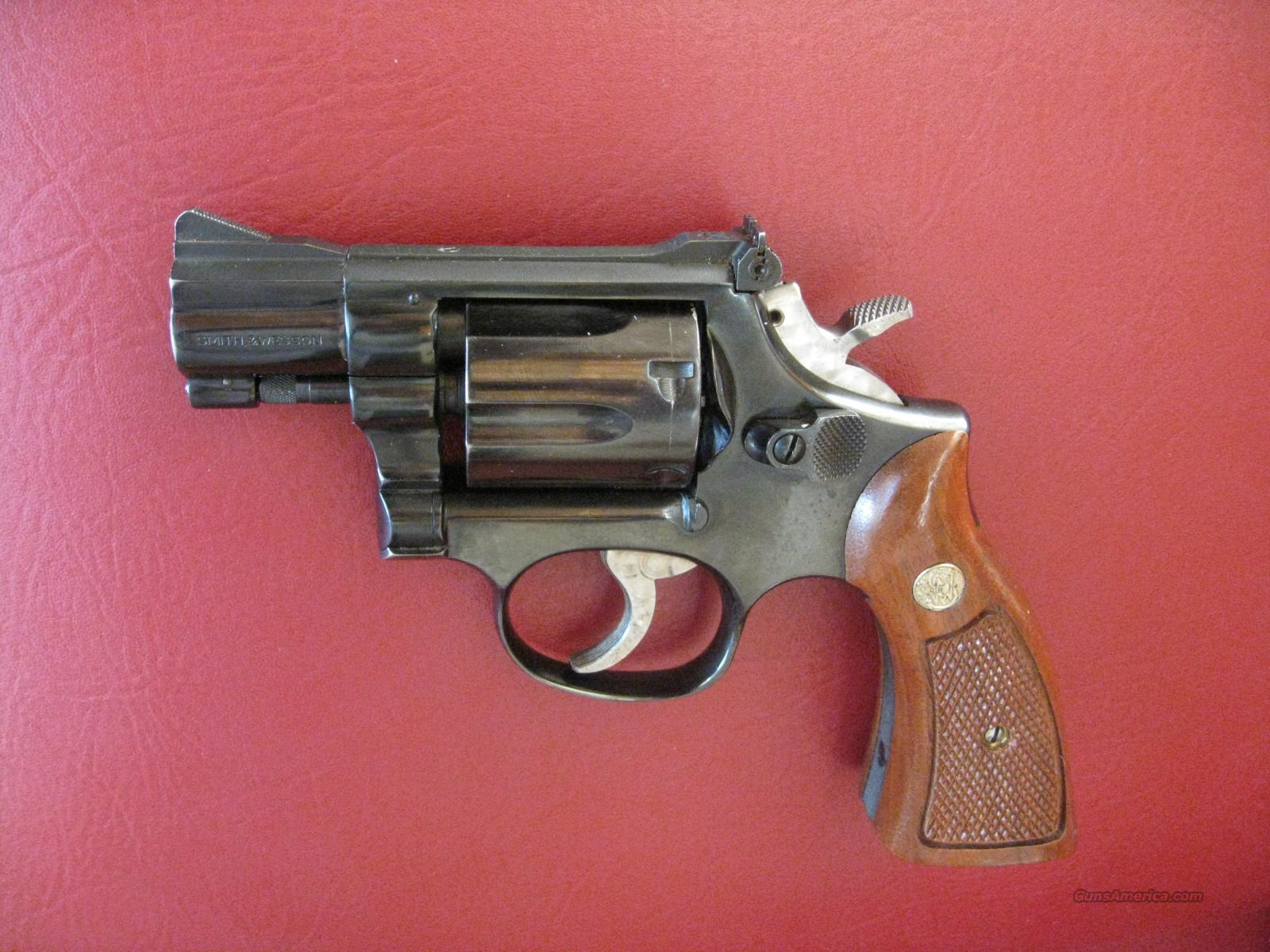 Smith and Wesson Combat Masterpiece  Guns > Pistols > Smith & Wesson Revolvers > Model 10