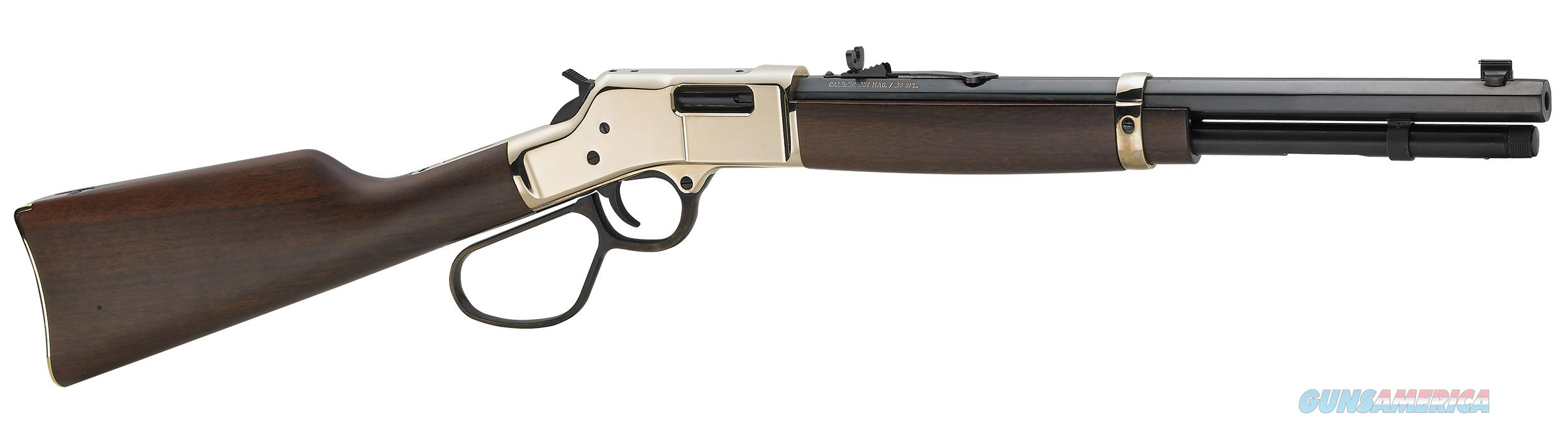 New! Henry .357/.38 special Rifle  Guns > Rifles > Henry Rifle Company