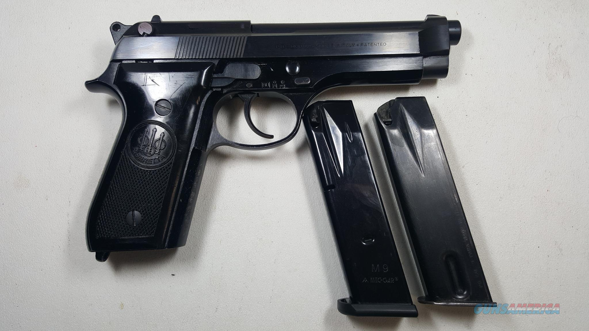 Beretta 92s mags