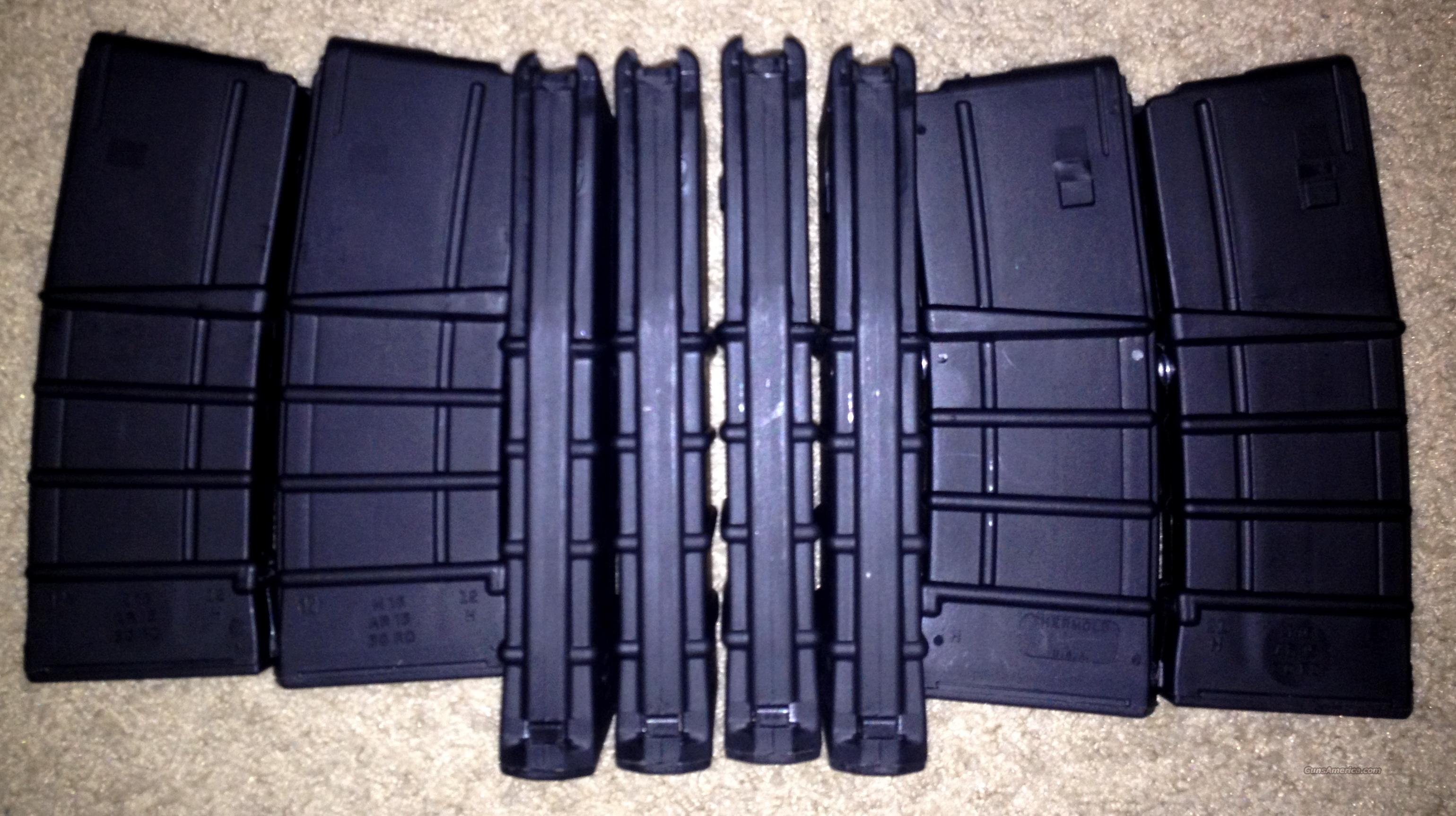 .223/5.56 Magazine 30/10 RDS - CA Legal  Non-Guns > Magazines & Clips > Rifle Magazines > AR-15 Type