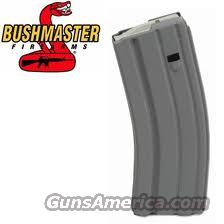 AR 15 Bushmaster Factory 30 Round Magazine 30 Rd Clip New   Non-Guns > Magazines & Clips > Rifle Magazines > AR-15 Type