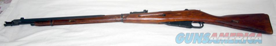 M91/30, Tula Arsenal Hex. Receiver, S/N 9130474850  Guns > Rifles > Mosin-Nagant Rifles/Carbines