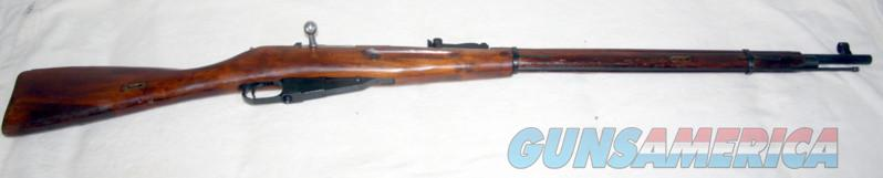 Mosin Nagant M91/30 Hex Receiver, S/N 9130085974 - 762x54R  Guns > Rifles > Mosin-Nagant Rifles/Carbines